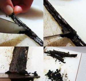 tagliare bacello vaniglia Flowertales cosmetica naturale