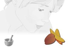 burrocacao al mango - Flower Tales cosmetica naturale fai da te