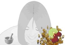 Scrub fai da te viso - Flower Tales: cosmetica naturale