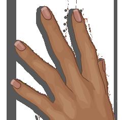Bellezza delle unghie - Flower Tales cosmetica naturale fai da te