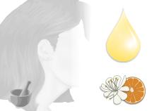 capelli luminosi fai da te - Flower Tales cosmetica naturale fai da te