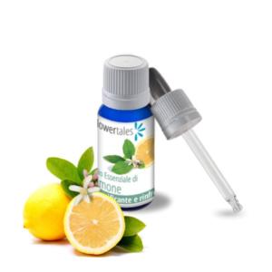 olio essenziale di limone puro naturale inci cosmesi spignatto