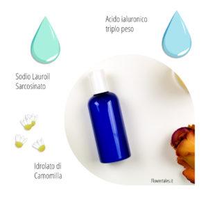 acqua micellare fai da te ingredienti ricetta