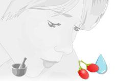 bb cream estratto goji video ricetta