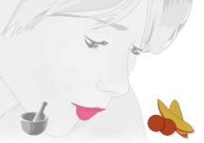 burro labbra colorato video tutorial di spignatto naturale