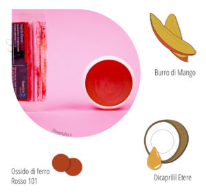 burro labbra colorato fai-da-te ricetta video tutorial di cosmesi naturale bio make-up e spignatto