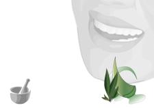 Dentifricio Aloe Vera - Flower Tales cosmetica naturale fai da te