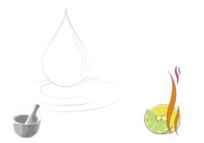 Deodorante bagno agli agrumi - Flower Tales