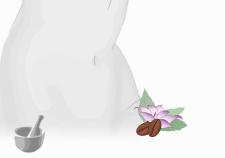 Fango termale anticellulite - Flower Tales: cosmetica naturale fai da te