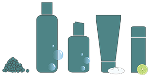 kit igiene personale completa corpo - Flower Tales cosmetica naturale fai da te