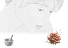 Fondo minerale Flower Tales - cosmetica naturale fai da te