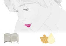 vaselina naturale sostituto della vaselina bianca di origine petrolifera, protettiva, lubrificante per pelle, capelli e make-up