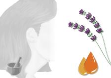 impacco capelli mare protettivo - ricetta cosmetici naturali fai da te Flower Tales