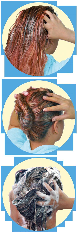 avaggio impacco capelli protettivo per estate mare capelli secchi e fragili stress - Flower Tales cosmetica naturale fai da te