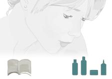 kit igiene personale completa - Flower Tales cosmetica naturale fai da te
