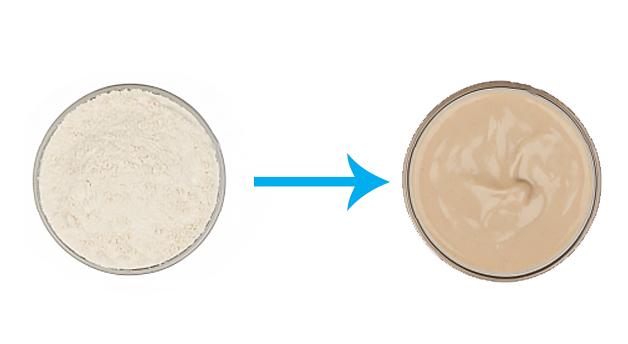 avena colloidale fermentata è migliore per la pelle