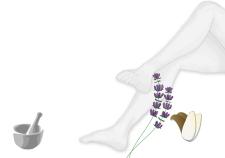 ricetta crema corpo base - Flower Tales