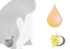 Olio di macassar - Flower Tales: cosmetica naturale fai da te