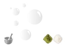 ricetta polvere pulente argilla e bicarbonato - Flower Tales