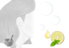 ricetta schampoo capelli con SLES al pompelmo