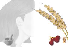 siero lisciante per capelli - Flower Tales cosmetica naturale fai da te