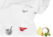 rossetto ruby red ricetta di bio-makeup fai-da-te