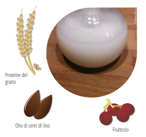 siero lisciante per capelli inulina fruttosio esterquat ingredienti - Flower Tales cosmetica naturale fai da te