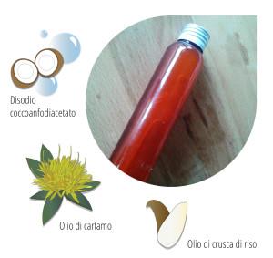 struccante bifasico attivo - Flower Tales cosmetica naturale fai da te