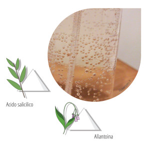 ricetta tonico senza alcool all'acido salicilico e urea - Flower Tales cosmetica naturale fai da te